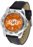 Oklahoma State Cowboys Sport AnoChrome Men's Watch