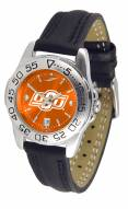 Oklahoma State Cowboys Sport AnoChrome Women's Watch