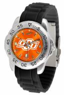 Oklahoma State Cowboys Sport Silicone Men's Watch