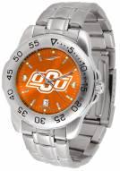 Oklahoma State Cowboys Sport Steel AnoChrome Men's Watch