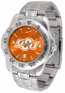 Oklahoma State Cowboys Sport Steel AnoChrome Men's Watch