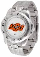 Oklahoma State Cowboys Sport Steel Men's Watch