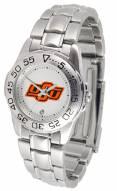 Oklahoma State Cowboys Sport Steel Women's Watch