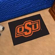 Oklahoma State Cowboys Starter Rug