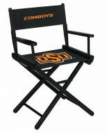 Oklahoma State Cowboys Table Height Director's Chair