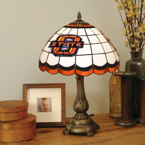 Oklahoma State Cowboys Tiffany Table Lamp