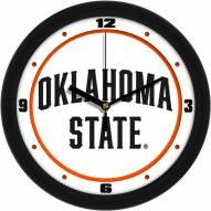 Oklahoma State Cowboys Traditional Wall Clock