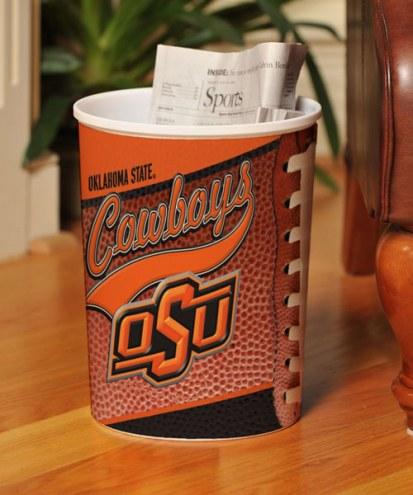 Oklahoma State Cowboys Trash Can