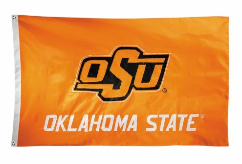 Oklahoma State Cowboys Two Sided 3' x 5' Flag