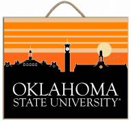 Oklahoma State Cowboys Uscape Wall Decor