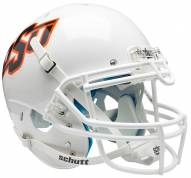 Oklahoma State Cowboys White Schutt XP Authentic Full Size Football Helmet
