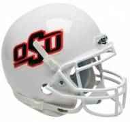 Oklahoma State Cowboys White Schutt XP Collectible Full Size Football Helmet