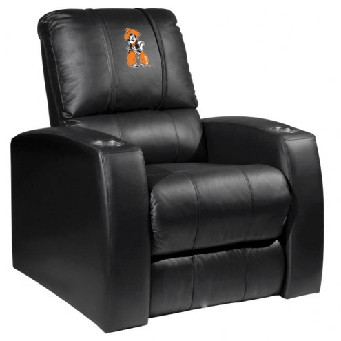Oklahoma State Cowboys XZipit Relax Recliner with Pistol Pete Logo