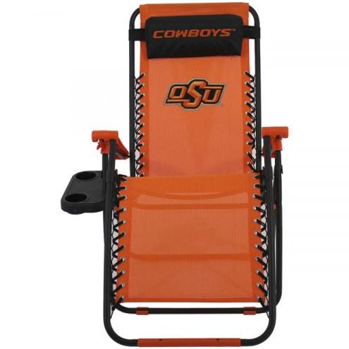 Oklahoma State Cowboys Zero Gravity Chair