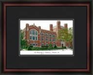 University of Oklahoma Academic Framed Lithograph