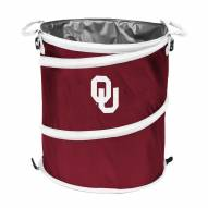 Oklahoma Sooners Collapsible Trashcan