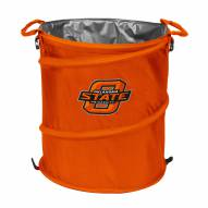 Oklahoma State Cowboys Collapsible Trashcan