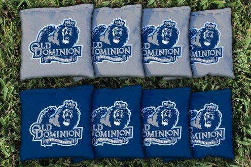 Old Dominion Monarchs Cornhole Bag Set