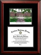 Old Dominion Monarchs Diplomate Diploma Frame