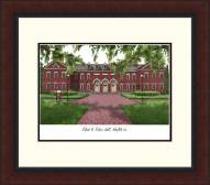 Old Dominion Monarchs Legacy Alumnus Framed Lithograph