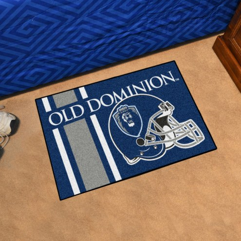 Old Dominion Monarchs NCAA Starter Rug