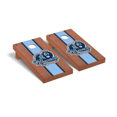 Old Dominion Monarchs Rosewood Stained Cornhole Game Set