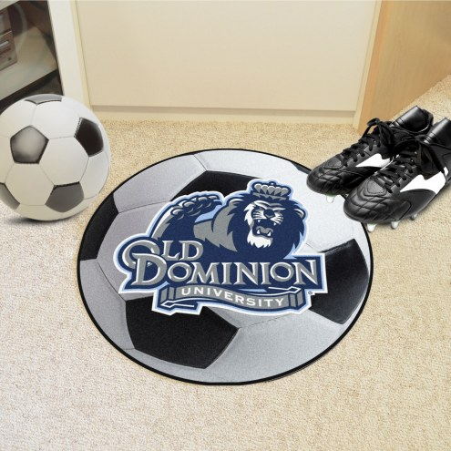 Old Dominion Monarchs Soccer Ball Mat
