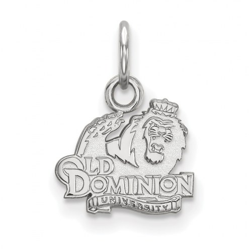 Old Dominion Monarchs Sterling Silver Extra Small Pendant