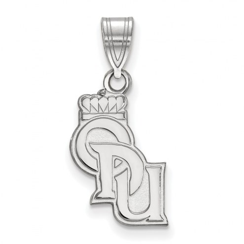 Old Dominion Monarchs Sterling Silver Medium Pendant