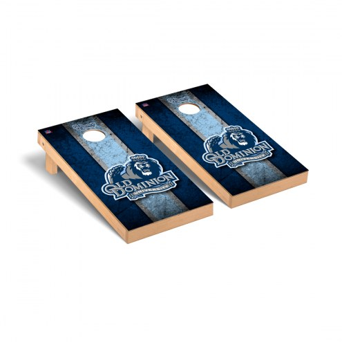 Old Dominion Monarchs Vintage Cornhole Game Set