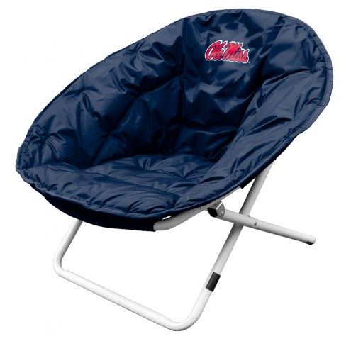 Mississippi Rebels NCAA Sphere Chair