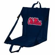 Mississippi Ole Miss Rebels Stadium Seat