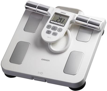 Omron Body Sensor Body Comp Monitor/Scale