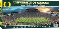 Oregon Ducks 1000 Piece Panoramic Puzzle