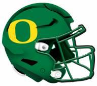 "Oregon Ducks 12"" Helmet Sign"