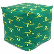 "Oregon Ducks 18"" x 18"" Cube Cushion"