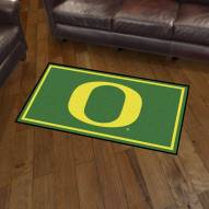 Oregon Ducks 3' x 5' Area Rug