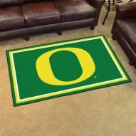 Oregon Ducks 4' x 6' Area Rug