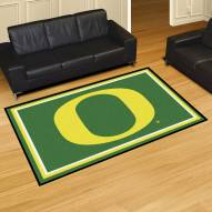 Oregon Ducks 5' x 8' Area Rug