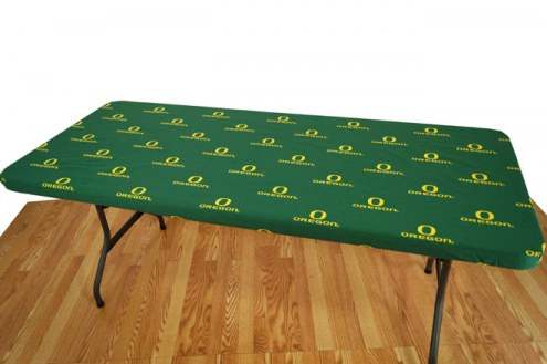 Oregon Ducks 6' Logo Table Cover