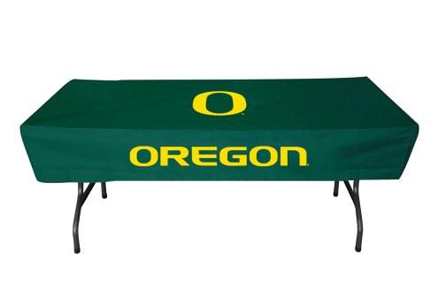 Oregon Ducks 6' Table Cover