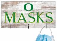 "Oregon Ducks 6"" x 12"" Mask Holder"
