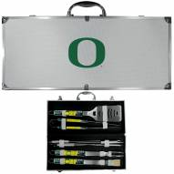 Oregon Ducks 8 Piece Tailgater BBQ Set