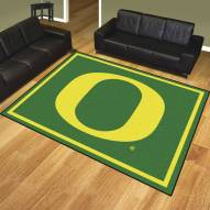 Oregon Ducks 8' x 10' Area Rug
