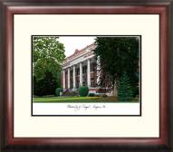 Oregon Ducks Alumnus Framed Lithograph