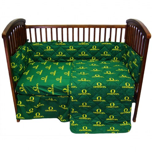 Oregon Ducks Baby Crib Set