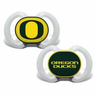 Oregon Ducks Baby Pacifier 2-Pack