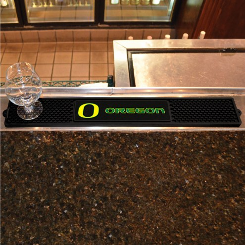 Oregon Ducks Bar Mat