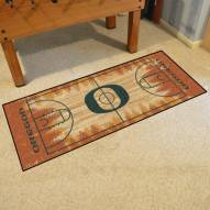 Oregon Ducks Basketball Court Runner Rug