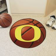 Oregon Ducks Basketball Mat